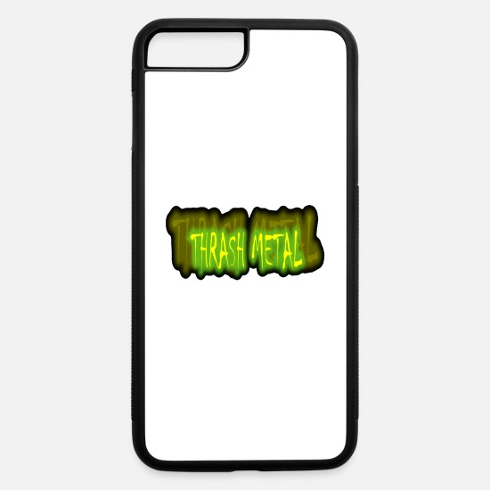 Metalheads iPhone Cases - THRASH METAL - iPhone 7 & 8 Plus Case white/black