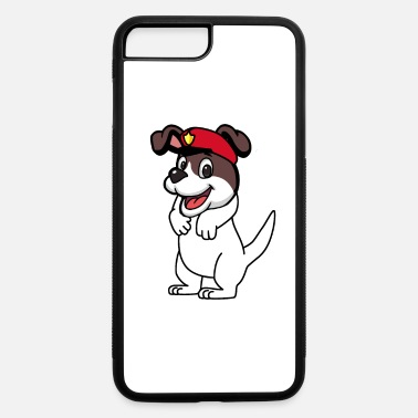 Police Dog Dog Police Dog Dog Friendly - iPhone 7 & 8 Plus Case