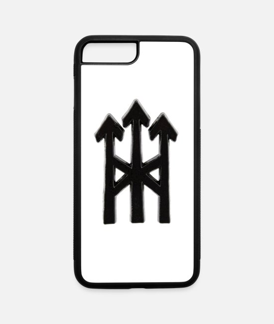 Neurosis iPhone Cases - Neurosis Times of Grace - iPhone 7 & 8 Plus Case white/black