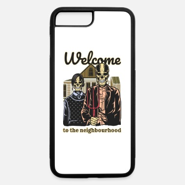Neighborhood Welcome to the Neighborhood - iPhone 7 Plus/8 Plus Rubber Case