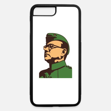 Bollywood Nethaji Vintage Indian Freedom Fighter Leader - iPhone 7 & 8 Plus Case