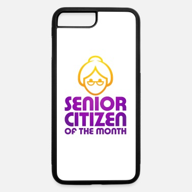 Senior Senior Of The Month - iPhone 7 Plus/8 Plus Rubber Case