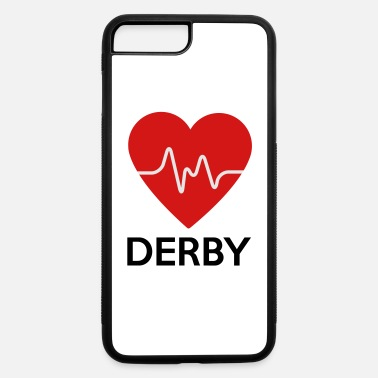 Derby Heart Derby - iPhone 7 & 8 Plus Case