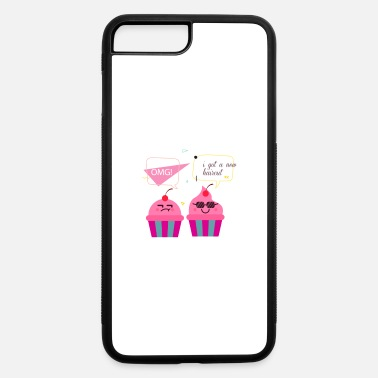 Cake cake - iPhone 7 Plus/8 Plus Rubber Case