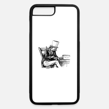 Smoker The Smoker - iPhone 7 Plus/8 Plus Rubber Case