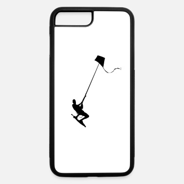 Kiteboard kiteboarder - iPhone 7 Plus/8 Plus Rubber Case