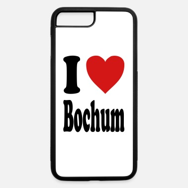 Nordrhein I love Bochum (variable colors!) - iPhone 7 & 8 Plus Case