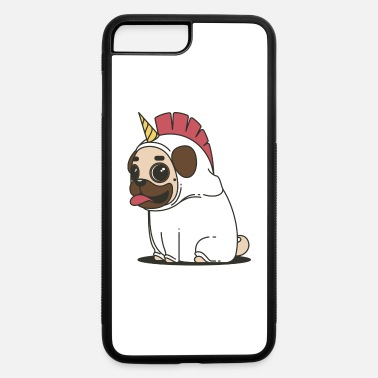 Pug Love - iPhone 7 Plus/8 Plus Rubber Case