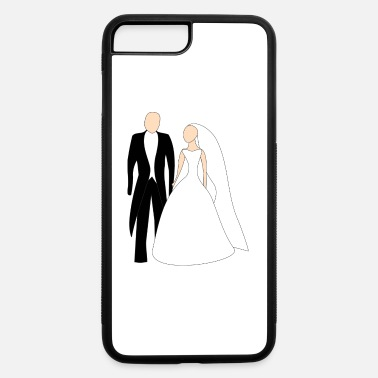 Bride bride - iPhone 7 Plus/8 Plus Rubber Case