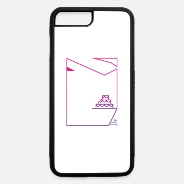 Cake cake always cake - iPhone 7 & 8 Plus Case