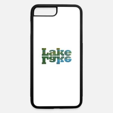 Lake Lake Lake - iPhone 7 Plus/8 Plus Rubber Case