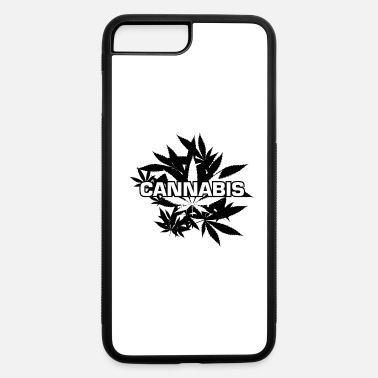Cannabis cannabis - iPhone 7 Plus/8 Plus Rubber Case
