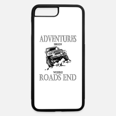 Offroad Vehicles offroad - iPhone 7 & 8 Plus Case