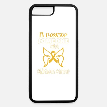 Childhood Childhood Cancer Awareness - iPhone 7 & 8 Plus Case