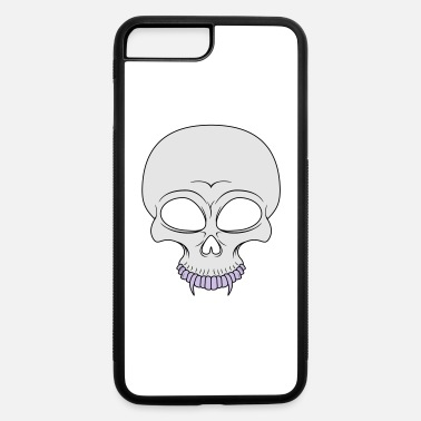 Miscellaneous Skull - iPhone 7 & 8 Plus Case