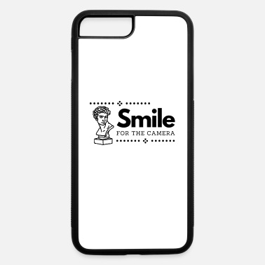 Funny Photo Saying - Profile Picture Smile - iPhone 7 & 8 Plus Case