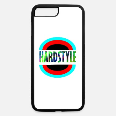 Hardstyle hardstyle 123 - iPhone 7 Plus/8 Plus Rubber Case