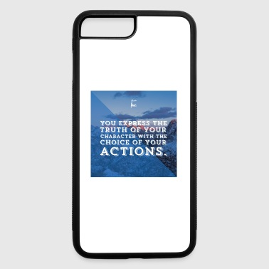 Quotes Quote - iPhone 7 Plus/8 Plus Rubber Case