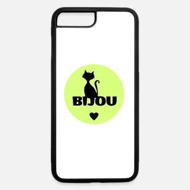 First Name Bijou first name cats name - iPhone 7 Plus/8 Plus Rubber Case