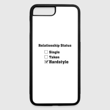 Relationship Hardstyle | Hardstyle Merchandise - iPhone 7 Plus/8 Plus Rubber Case