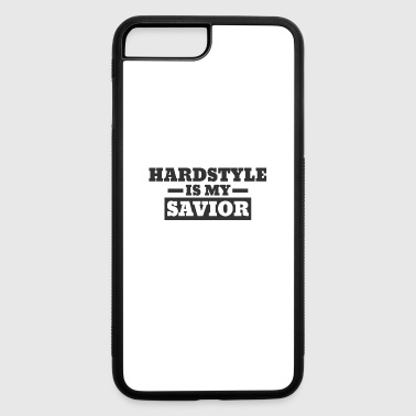 Hardstyle is my Savior | Hardstyle Merchandise - iPhone 7 Plus/8 Plus Rubber Case