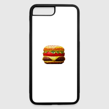 Cheeseburger cheeseburger - iPhone 7 Plus/8 Plus Rubber Case