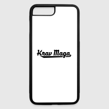Krav Maga - iPhone 7 Plus/8 Plus Rubber Case