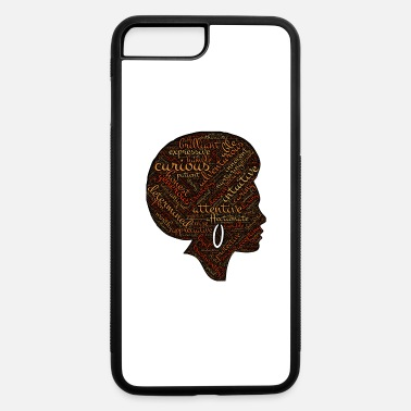 African American African American Woman - iPhone 7 & 8 Plus Case