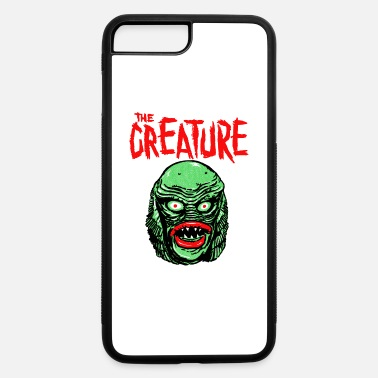 Black creature - iPhone 7 & 8 Plus Case