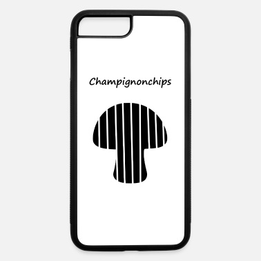 Satire Champion Champignon Chips Satire - iPhone 7 & 8 Plus Case