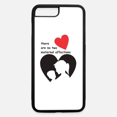 Affection There are no two maternal affections - iPhone 7 Plus/8 Plus Rubber Case