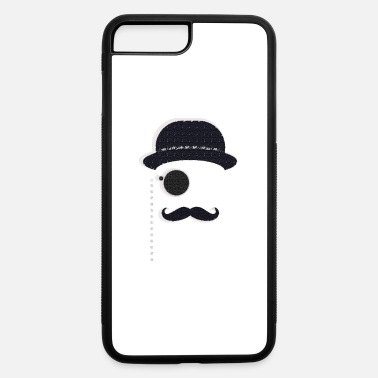 Gentleman gentleman - iPhone 7 Plus/8 Plus Rubber Case