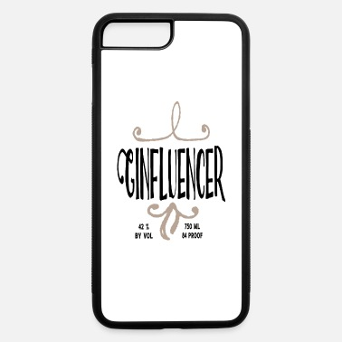 Miscellaneous Ginfluencer - iPhone 7 Plus/8 Plus Rubber Case
