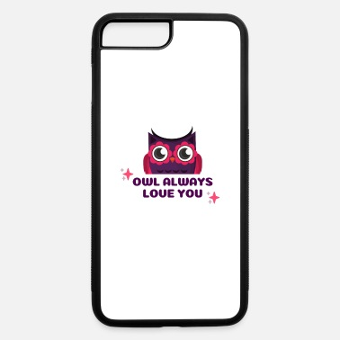 Occasion Owl Valentine's Occasion - iPhone 7 & 8 Plus Case