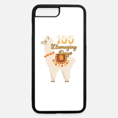 Llamazing 100 Llamazing Days - iPhone 7 & 8 Plus Case