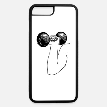 Simpleton Dumbbell - iPhone 7 & 8 Plus Case
