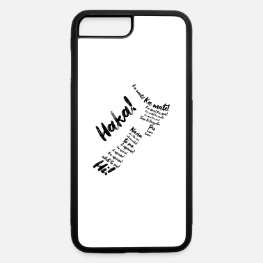 Haka Haka New Zealand Rugby - iPhone 7 & 8 Plus Case