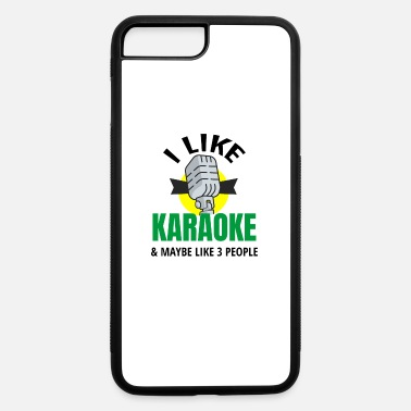 Karaoke Karaoke Gifts | Karaoke Lovers Karaoke Night - iPhone 7 & 8 Plus Case