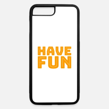 Baseball I just hope both teams have fun - iPhone 7 & 8 Plus Case