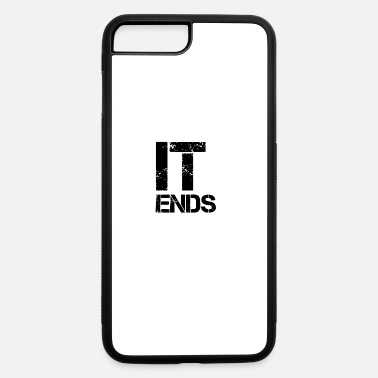 End it ends - iPhone 7 Plus/8 Plus Rubber Case