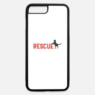 Rescue Rescue - iPhone 7 Plus/8 Plus Rubber Case