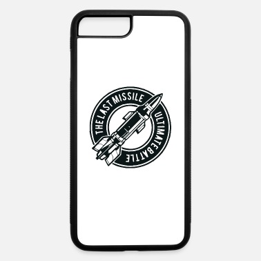 Missile The Last Missile Ultimate Battle - iPhone 7 Plus/8 Plus Rubber Case
