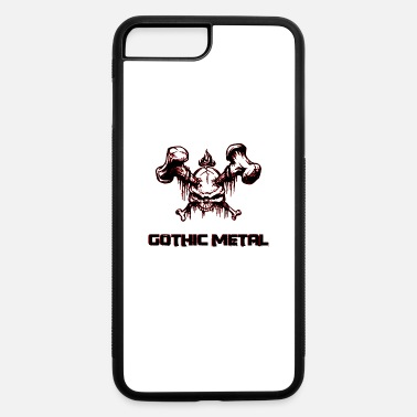 Darkroom Gothic metal heavy metal dark - iPhone 7 & 8 Plus Case