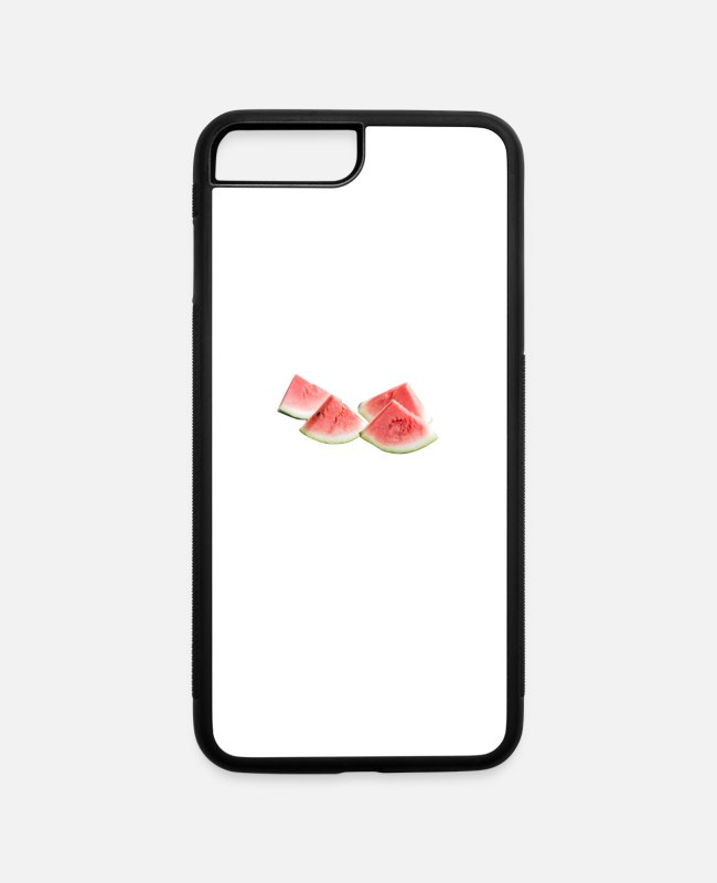 Fruit iPhone Cases - Melons - iPhone 7 & 8 Plus Case white/black