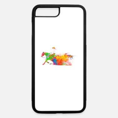 Western Riding riding western riding - iPhone 7 Plus/8 Plus Rubber Case