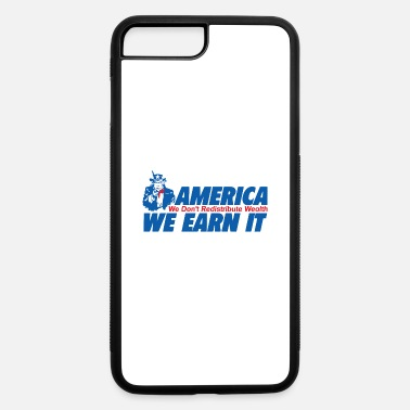 Wealth WEALTH EARN IT - iPhone 7 & 8 Plus Case
