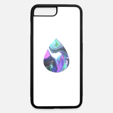 Nice drops pattern - iPhone 7 & 8 Plus Case