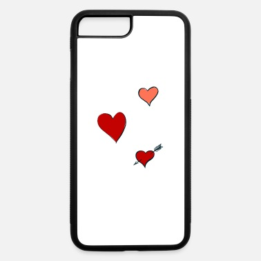 Corazon Hearts - iPhone 7 & 8 Plus Case