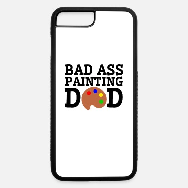Painter Painting Drawing Gift Dad Artist Art Painter - iPhone 7 & 8 Plus Case