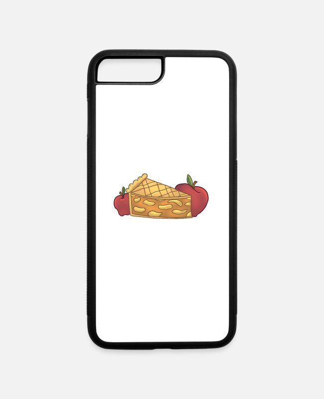 Amor iPhone Cases - Apple Pie - iPhone 7 & 8 Plus Case white/black